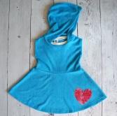 Beach coverup hoodie hack